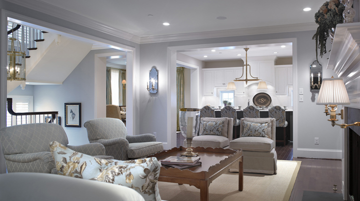 Bryn Mawr Model Home Photo